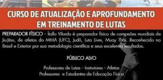 Curso ministrado por Ítallo Vilardo será realizado no próximo domingo (3), no bairro do Flamengo (Foto: Divulgação)
