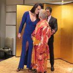 Gabi Garcia teve duelo remarcado contra a japonesa Shinobu Kandori, de 53 anos (Foto: Divulgação)