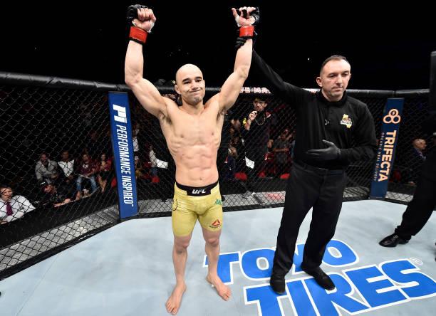 Por nocaute incrível, Marlon Moraes recebe bônus no UFC Fresno; Ortega leva US$ 100 mil em prêmios
