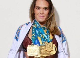 Gabi Garcia analisou o atual momento do Jiu-Jitsu feminino e citou nomes de destaque no esporte (Foto: Divulgação)