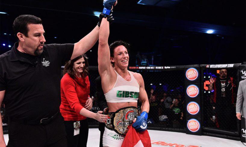 Julia Budd supera Arlen Blencowe e mantém título peso-pena no Bellator 189; Lovato vence a sétima seguida