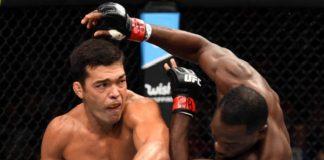 Lyoto Machida foi derrotado ainda no primeiro round por Derek Brunson (Foto: Getty Images)