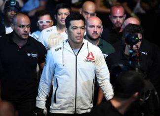 Lyoto Machida espera estar lutando novamente no primeiro semestre de 2018 (Foto: Getty Images)