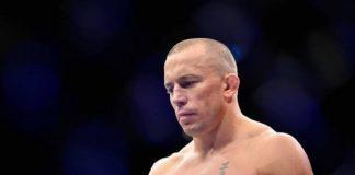 Dana White revelou que St-Pierre deverá ficar afastado por conta de úlcera (Foto: Getty Images)