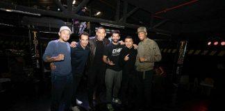 Organizado por Yan Cabral, Templum Fight Night contou com presenças ilustres (Foto: Divulgação)