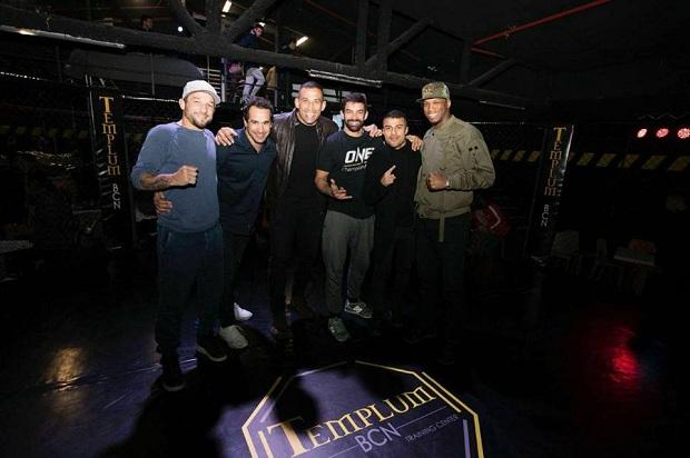 Ex-Ultimate, Yan Cabral realiza primeira edição do Templum Fight Night, em Barcelona; confira