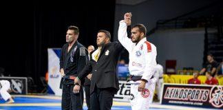Marcio quer vencer mais um Europeu, o quarto na faixa-preta (Foto: Mike Calimbas)