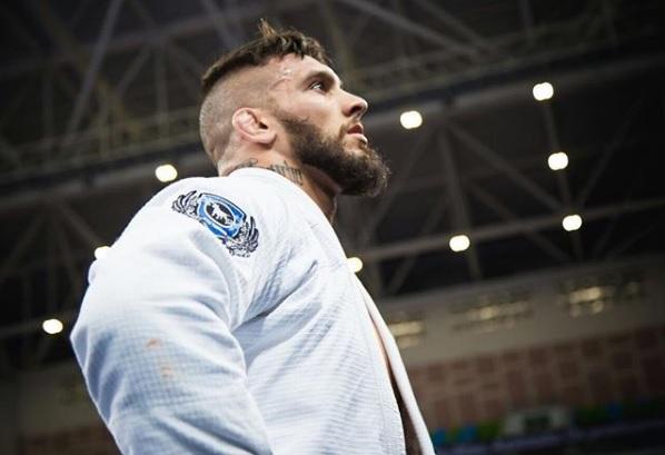 Parte do camp na Rússia e trabalho intenso no Brasil: como Gaudio chega para duelo com Spriggs no BJJ Stars