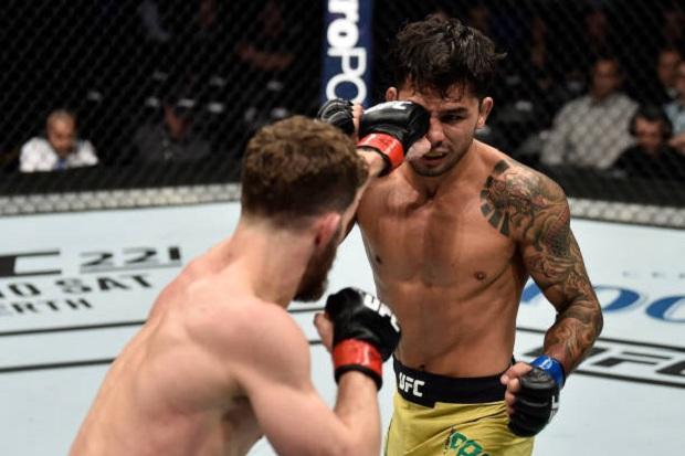 Após duas vitórias seguidas, Alexandre Pantoja conheceu sua primeira derrota no UFC (Foto: Getty Images)