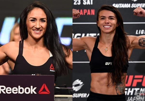 Claudinha encara Esparza no UFC 225, e Moicano tem luta marcada para o UFC 223