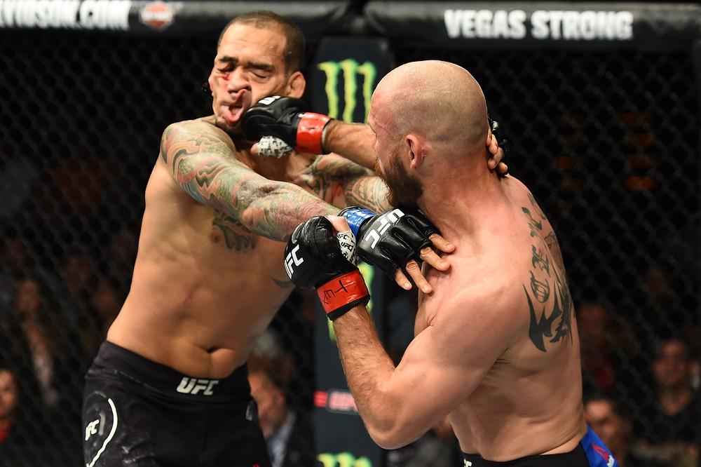 Cerrone encerra má fase e vence Yancy no UFC Austin; Carlos Diego 'salva' Brasil