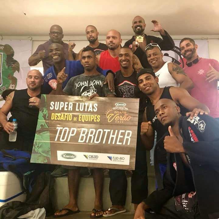 Líderes da Top Brother, Soul Fighters e Team Nogueira prometem entrar mais forte no Estadual da FJJD-Rio