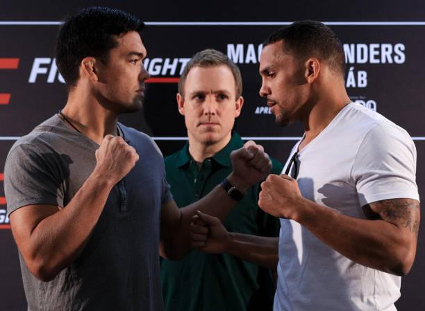 Apesar de lutar em casa, Lyoto Machida é visto como 'azarão' na luta principal do UFC Belém