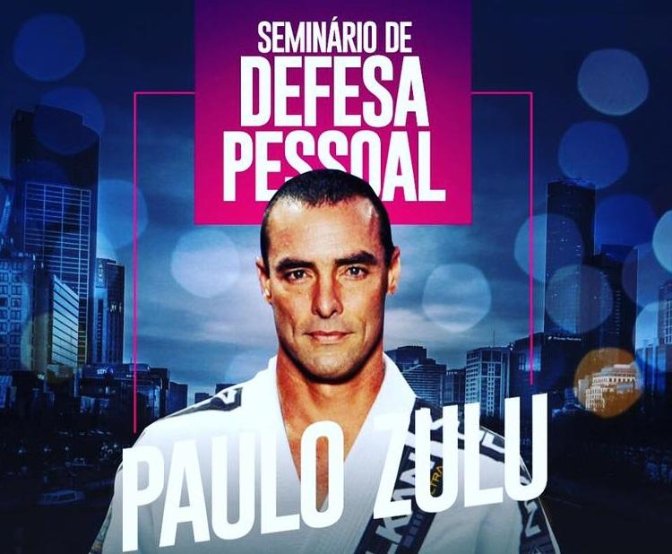 Boxer MMA traz Paulo Zulu a Porto Alegre para lançamento de projeto voltado as mulheres; saiba mais