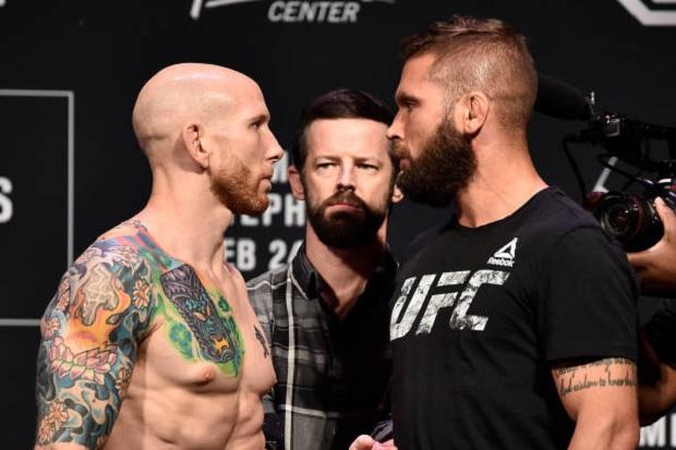 Com Emmett x Stephens no main event, três brasileiros entram em ação no UFC Orlando