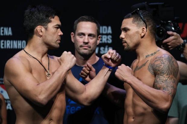 Em busca de redenção, Lyoto Machida lidera card repleto de brasileiros no UFC Belém; veja