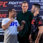Duelo entre Pedro Munhoz e John Dodson foi cancelado após o brasileiro não bater o peso (Foto: Getty Images)