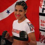 Com passagens pelo Jungle Fight e WOCS, Polyana Viana estreia neste sábado pelo UFC (Foto: Leonardo Fabri)