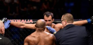 Yoel Romero revelou que Luke Rockhold estava em sua 'lista negra' antes da luta (Foto: Getty Images)