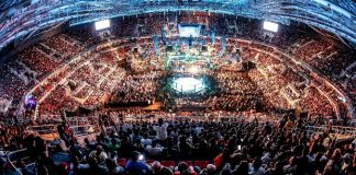 A Jeunesse Arena, na Barra da Tijuca, será palco de mais um evento do Ultimate no Rio (Foto: Divulgação)