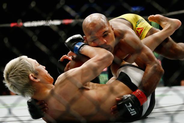 Confiante, Wilson Reis planeja usar 'Jiu-Jitsu forte' contra John Moraga e quer finalização no UFC Glendale