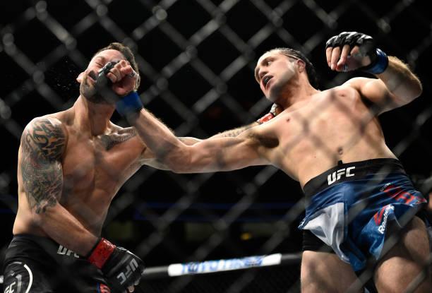 Vídeo: liderados por Cyborg e Ortega, assista aos melhores momentos do UFC 222 em câmera lenta