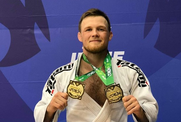 Tommy Langaker, algoz de Erberth, e Natalia Carriello conquistam ouro duplo no London Open de Jiu-Jitsu