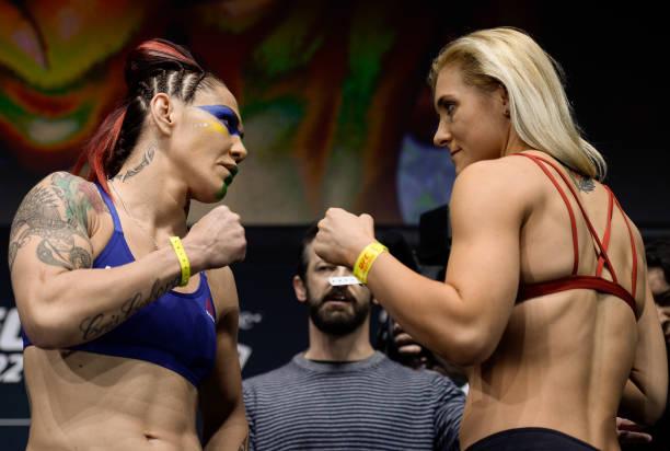 Em nova defesa de título, Cyborg encara russa no UFC 222; Mackenzie faz estreia no Ultimate