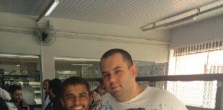 Luan Carvalho, que vem sendo preparado fisicamente por Ítallo, vem se destacando no ACB (Foto: Reprodução)