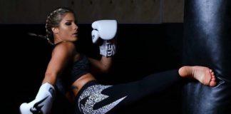Luana Pinheiro fará sua estreia em um evento internacional de MMA pelo Brave (Foto: Divulgação)
