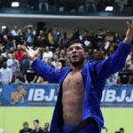 Lucas Hulk venceu mais um torneio de Jiu-Jitsu, agora o Pan da IBJJF (Foto: Divulgação)