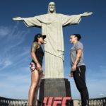 Pennington vai disputar o cinturão contra a amiga Amanda Nunes no UFC 224 (Foto: Alexandre Loureiro)