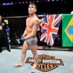 Britâncio e residente no Brasil, Darren Till fará a luta principal do UFC Liverpool contra Jorge Masvidal (Foto: Getty Images)