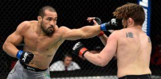 Davi Ramos será uma das atrações do UFC 224, no Rio de Janeiro, em maio (Foto: Getty Images)
