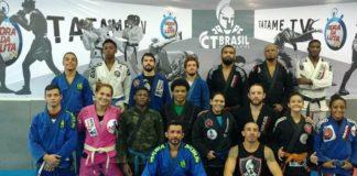Com boa preparação, a equipe do CT Brasil está pronta para o Estadual da FJJD-Rio (Foto: Divulgação)