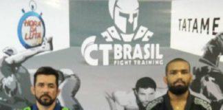 Fábio Florêncio destacou o intercâmbio realizado no CT Brasil e falou sobre o atleta Tiago Castro (Foto: Divulgação)