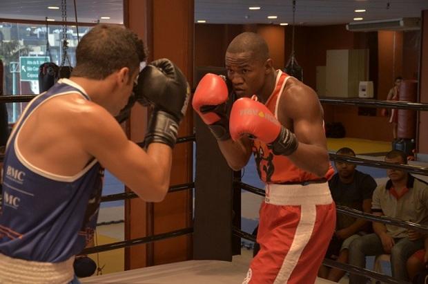 Michel Soares será uma das atrações do Rio Open Boxe, que acontece no sábado (Foto: Reprodução)