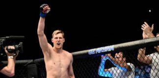 Alexander Volkov foi um dos premiados no card do UFC Londres (Foto: Getty Images)