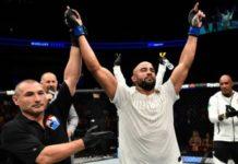 Warlley Alves terá russo pela frente no card do UFC 224, no Rio de Janeiro (Foto: Getty Images)