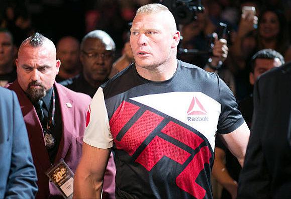 Dana volta a mostrar interesse em duelo entre Lesnar e Jones: 'Os dois querem'