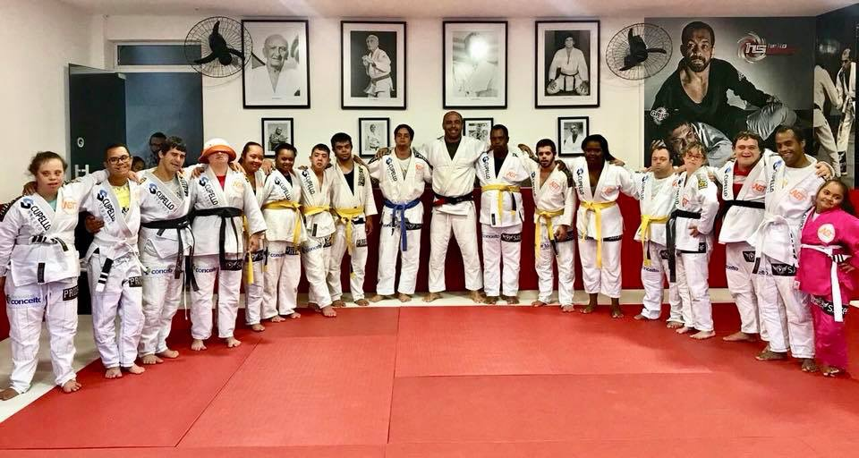 Brasileiro de Projetos Sociais terá espaço para crianças com Síndrome de Down: 'Jiu-Jitsu não tem barreira'