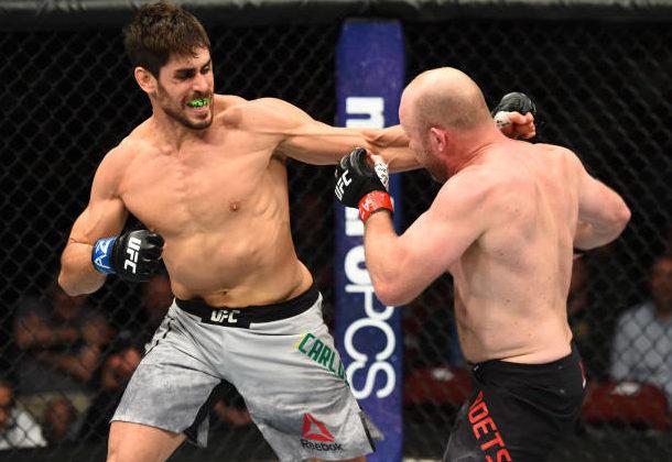 Vídeo: vitórias de Cara de Sapato, Alex Cowboy e Durinho no UFC Glendale; veja