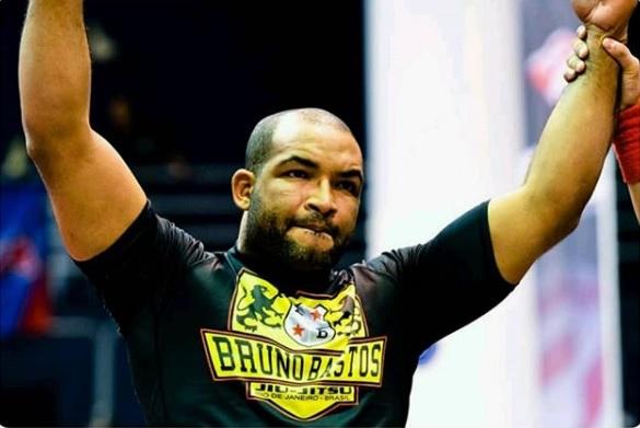 Bruno Bastos fala sobre treinos para o Mundial No-Gi e projeta possível luta de MMA: 'Eu amo o desafio'