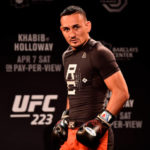 Max Holloway teve sua luta contra Khabib Nurmagomedov cancelada (Foto: Getty Images)