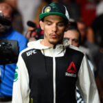 Vindo de revés em sua última luta, Renato Moicano entrará em ação no UFC 223 (Foto: Getty Images)