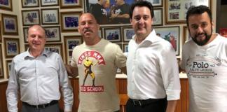 Aos 41 anos, Wanderlei Silva se filiou ao Partido Social Democrático (Foto: Divulgação)