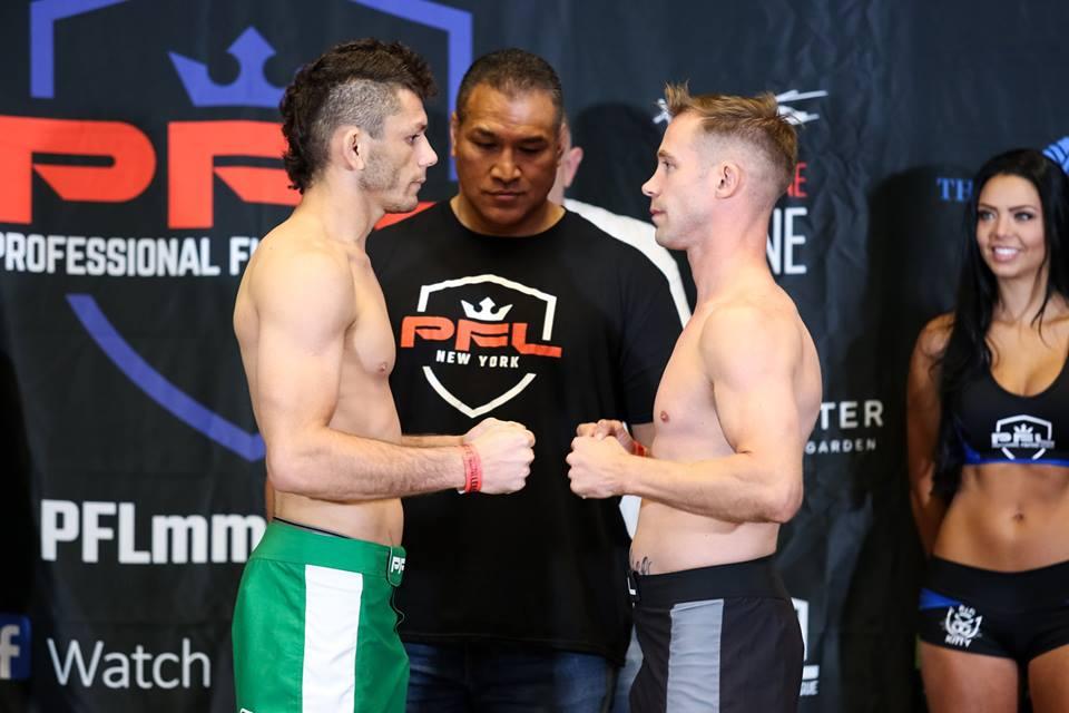 Capitão e Bodão se destacam na primeira edição da PFL, evento que promete 'revolucionar' o MMA