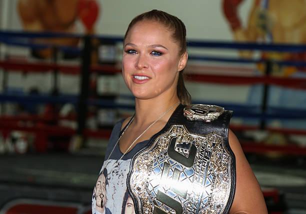 Ex-campeã, Ronda Rousey é indicada ao Hall da Fama do Ultimate; confira e opine