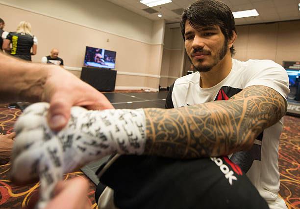Após assinar com o Bellator, Erick Silva tem estreia definida contra ex-UFC; veja