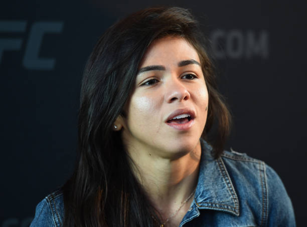 Claudinha analisa luta com Esparza e comenta 'hype' de Mackenzie: 'Tem que comer muito capim na divisão'